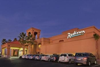 埃爾帕索機場拉迪森套房飯店 Radisson Hotel El Paso Airport