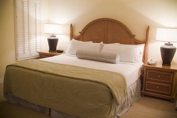 1 Bedroom Captiva Villa,1 King Bed