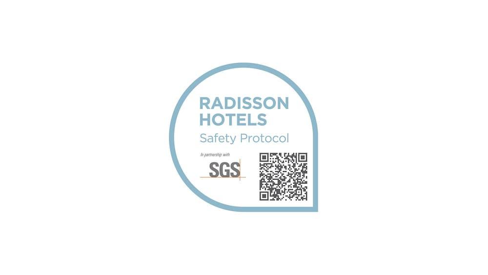 ラディソン ブル ホテル、ベルリン