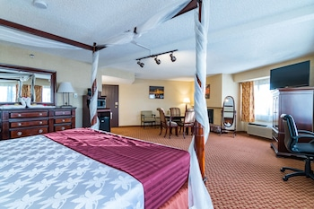 Suite, 1 King Bed, Non Smoking, Fireplace (Four Poster Bed)