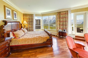 Signature Grandview 700 With Panoramic Valley View, 1 King Bed And Balcony