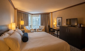Standard Room - Obstructed View - 1 King Bed