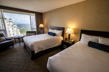 Premium Room With Mountain View, 2 Queens