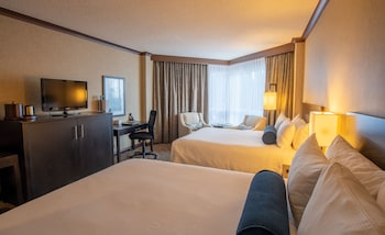 Standard Room - Obstructed View - 2 Queen Beds