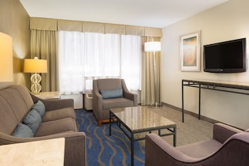Suite, 2 Double Beds, Non Smoking