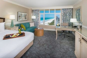 Room, 1 King Bed, Ocean View
