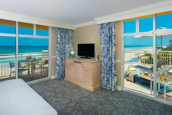 Room, 1 King Bed, Terrace, Oceanfront