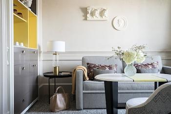 Junior Suite, 1 King Bed, View (Premium, New Design)