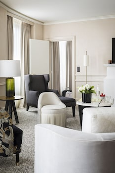 Suite, 1 King Bed with Sofa bed, Balcony (Opera, Duplex, New Design)