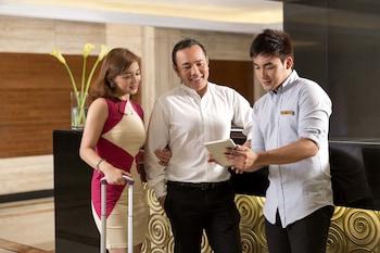 Hotel - Hotel Jen Manila by Shangri-La