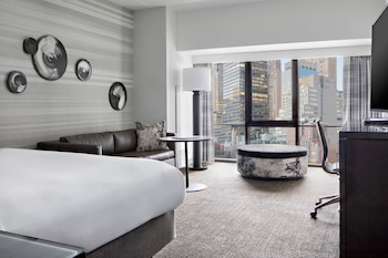 Superior Room, 1 King Bed, Non Smoking, View (Times Square View)