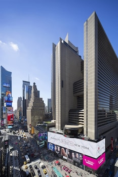Hotel - New York Marriott Marquis