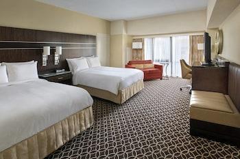 Deluxe Room, Multiple Beds