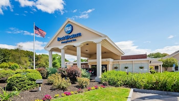 Hotel - Best Western Merry Manor Inn
