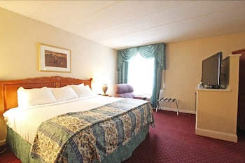 Standard Room, 1 King Bed, Non Smoking (Oversized Room)