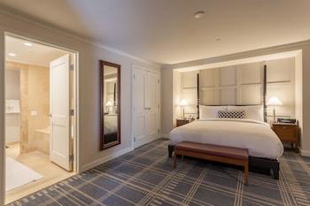 Suite, 1 King Bed (Chancellors)