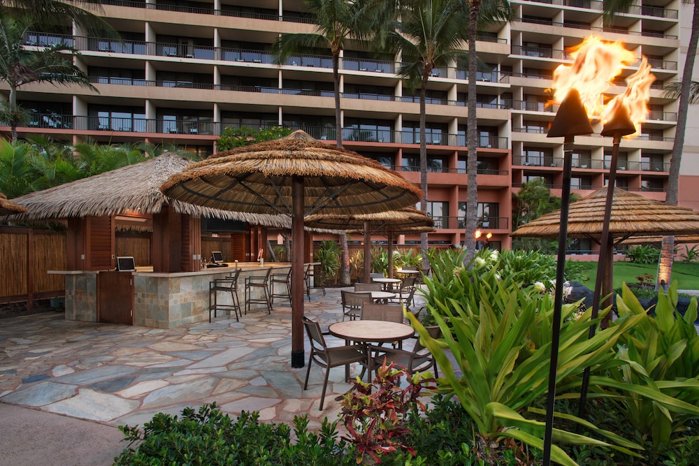메리어츠 마우이 오션 클럽 - 라하이나 & 나필리 타워스(Marriott's Maui Ocean Club - Lahaina & Napili Towers) Hotel Image 36 - Restaurant
