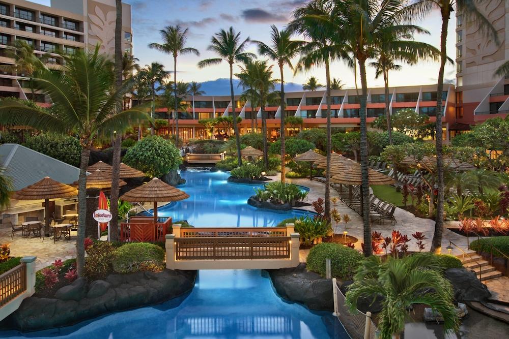 메리어츠 마우이 오션 클럽 - 라하이나 & 나필리 타워스(Marriott's Maui Ocean Club - Lahaina & Napili Towers) Hotel Image 25 - Sports Facility