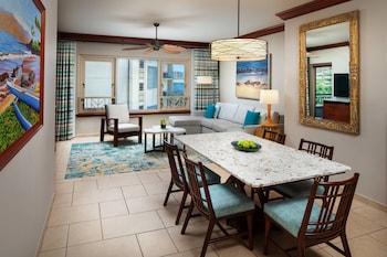 Villa, 2 Bedrooms, Balcony, Garden View