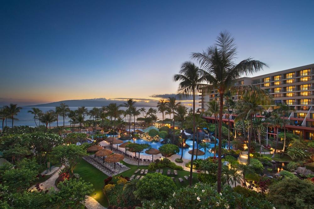 메리어츠 마우이 오션 클럽 - 라하이나 & 나필리 타워스(Marriott's Maui Ocean Club - Lahaina & Napili Towers) Hotel Image 27 - Sports Facility