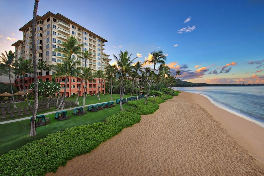메리어츠 마우이 오션 클럽 - 라하이나 & 나필리 타워스(Marriott's Maui Ocean Club - Lahaina & Napili Towers) Hotel Image 49 - Exterior
