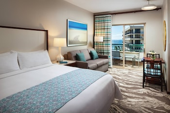 Room, 1 King Bed with Sofa bed, Balcony, Ocean View