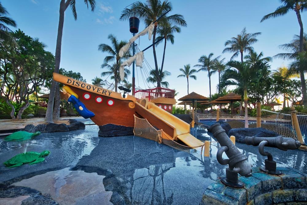 메리어츠 마우이 오션 클럽 - 라하이나 & 나필리 타워스(Marriott's Maui Ocean Club - Lahaina & Napili Towers) Hotel Image 28 - Sports Facility