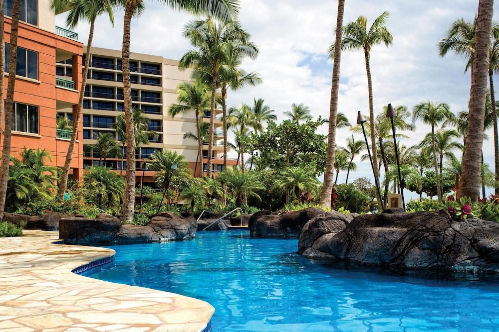 메리어츠 마우이 오션 클럽 - 라하이나 & 나필리 타워스(Marriott's Maui Ocean Club - Lahaina & Napili Towers) Hotel Image 29 - Sports Facility