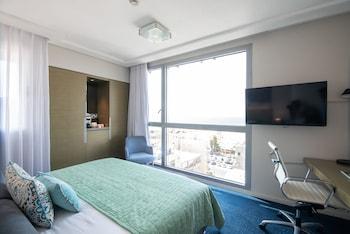 Executive Tek Büyük Veya İki Ayrı Yataklı Oda, Sigara İçilmez, Deniz Manzaralı