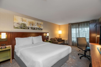 Room, 1 King Bed with Sofa bed, Non Smoking (Upgrade)