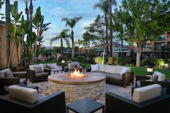 科斯塔梅薩山南海岸新城萬怡飯店 Courtyard by Marriott Costa Mesa South Coast Metro