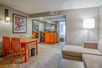聖安東尼奧 NW I-10 希爾頓大使套房飯店 Embassy Suites by Hilton San Antonio NW I-10