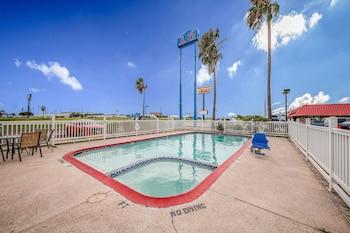 德克薩斯科珀斯克里斯蒂 6 號汽車旅館 Motel 6 Corpus Christi, TX