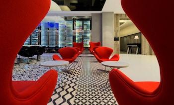 明尼阿波利斯麗笙布魯飯店 市區飯店 Radisson Blu Minneapolis Downtown