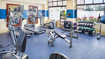 Fitness Facility at Four Points By Sheraton Philadelphia Airport in Philadelphia
