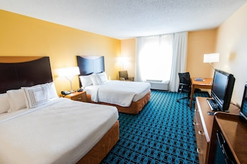 at Fairfield Inn and Suites By Marriott Chesapeake in Chesapeake