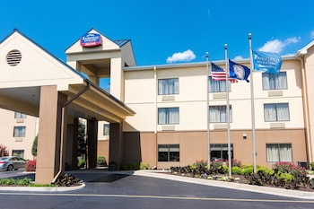 Fairfield Inn and Suites By Marriott Chesapeake
