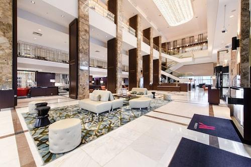 . Warsaw Marriott Hotel
