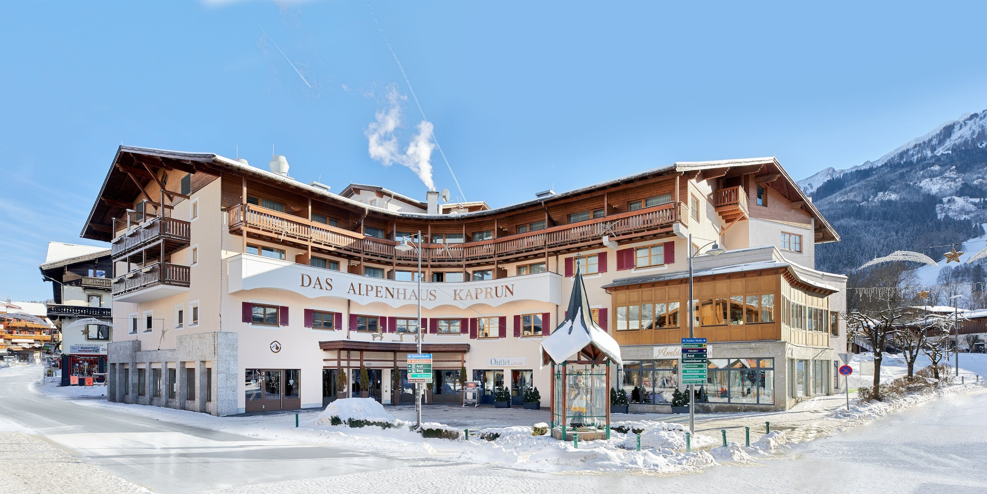 Das Alpenhaus Kaprun, Zell am See