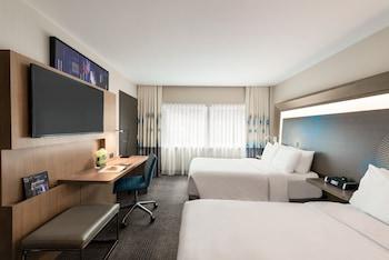 Oda, 2 Çift Kişilik Yatak, Şehir Manzaralı (social)