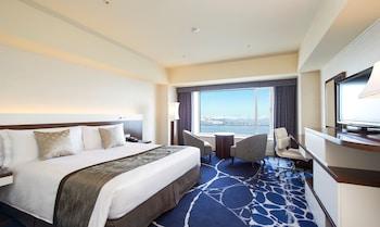 デラックス ルーム|ヨコハマ グランド インターコンチネンタル ホテル