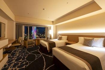 スーペリア ルーム シングルベッド 2 台 禁煙 シティビュー|ヨコハマ グランド インターコンチネンタル ホテル
