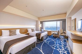 スーペリア ルーム シングルベッド 2 台 禁煙 ベイビュー|ヨコハマ グランド インターコンチネンタル ホテル
