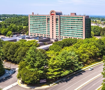 Aerial View at Hyatt Regency Fairfax in Fairfax