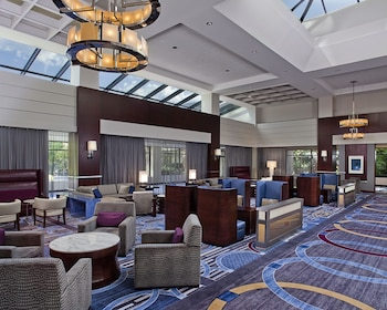 Lobby at Hyatt Regency Fairfax in Fairfax