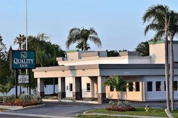 布雷登頓-北薩拉索塔凱藝飯店 Quality Inn Bradenton - Sarasota North