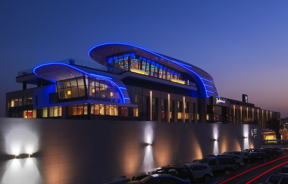 Radisson Blu Hotel- Kuwait
