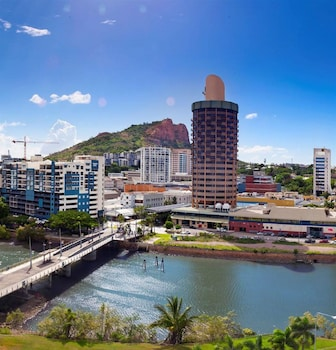 大臣湯斯維爾飯店 Hotel Grand Chancellor Townsville