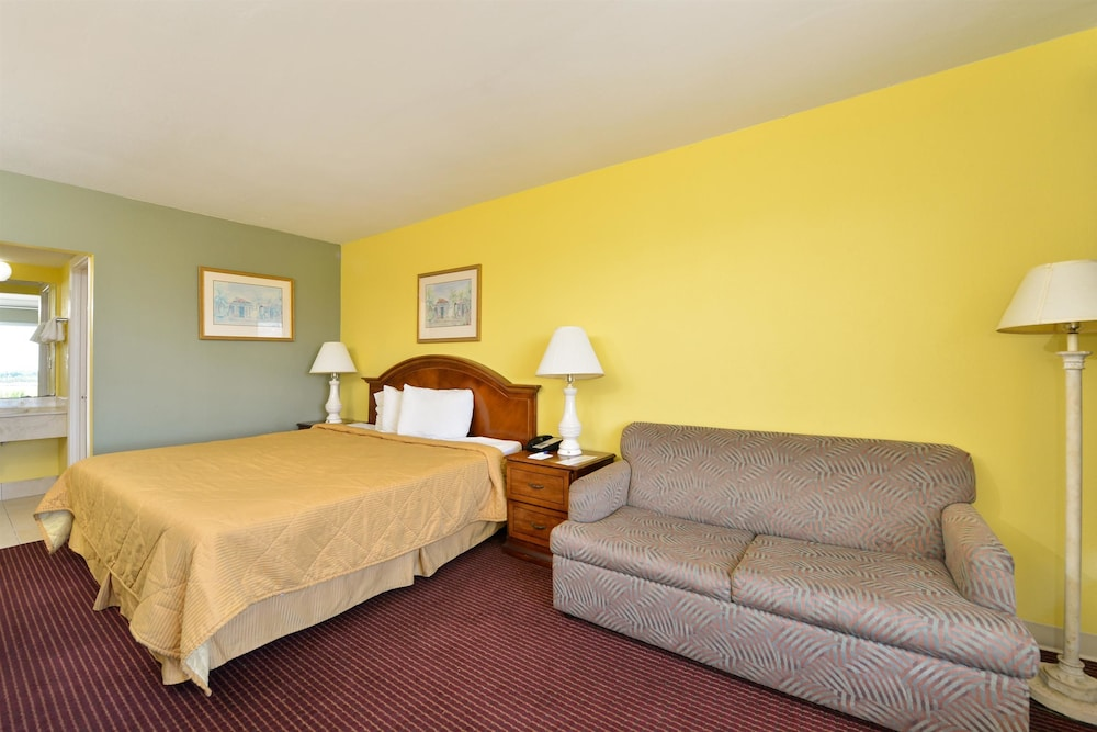 Room, 1 King Bed (Park & Cruise)