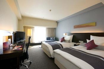 エグゼクティブ ルーム シングルベッド 2 台 禁煙|ANAクラウンプラザホテル熊本ニュースカイ